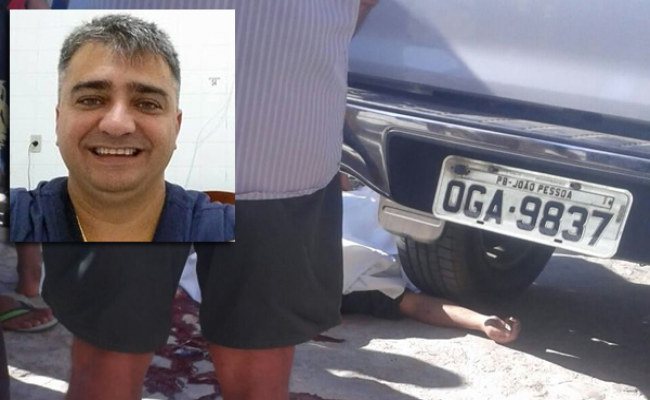 Médico pré-candidato à Prefeitura de Triunfo Potiguar é executado a tiros