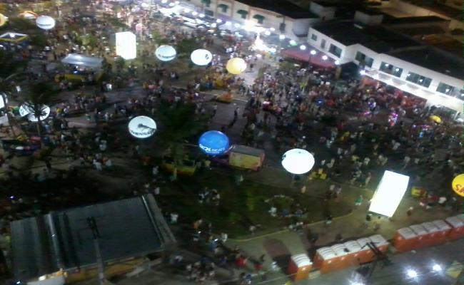 Operação Carnaval: 5º BPM monta Centro de Inteligência e Observação em Ponta Negra