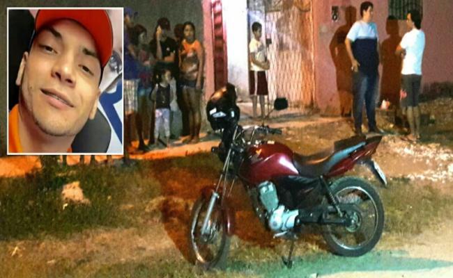 Vendedor de seguros é executado com dez tiros em Parnamirim
