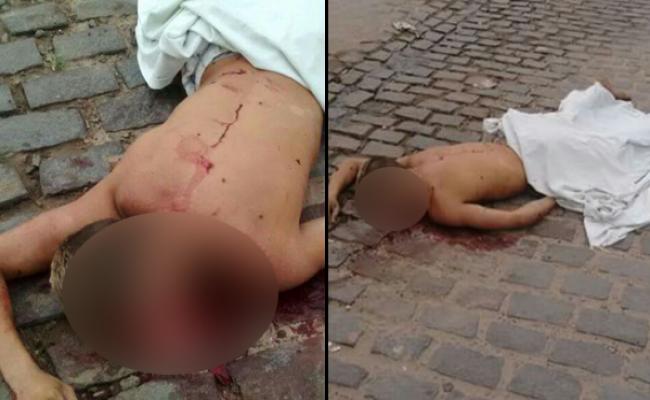 Jovem é assassinado com vários tiros no Alto da Torre