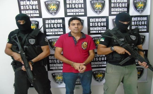 * Suspeito de assassinar Tércio Duarte é preso em Natal.