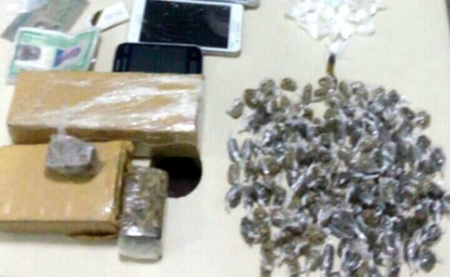 Polícia prende suspeitos de tráfico do Igapó