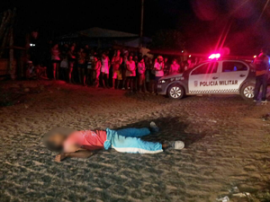 Jovem é assassinado por dois homens no Planalto em Natal