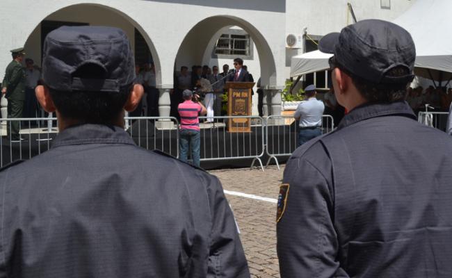 Promoções dos praças da Polícia Militar e Corpo de Bombeiros são adiadas para maio