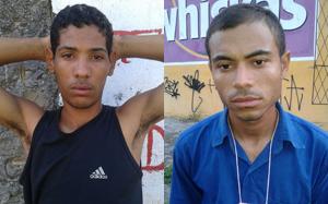 Dupla é presa após arrastão em farmácia na Cidade da Esperança