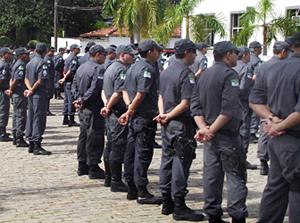 Juiz determina que Estado convoque os 824 concursados da Polícia Militar